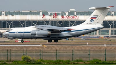 RA-78842 - Ilyushin IL-76MD - Russia - 224th Flight Unit State Airline