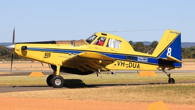 VH-DUA - Air Tractor AT-802AF - Dunn Aviation