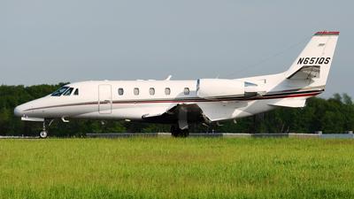 N651QS - Cessna 560XL Citation Excel - NetJets Aviation