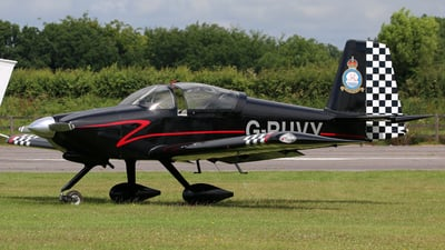 A picture of GRUVY - Van's RV9A - [PFA 32013807] - © Brian T Richards
