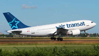C-GTSK - Airbus A310-304 - Air Transat