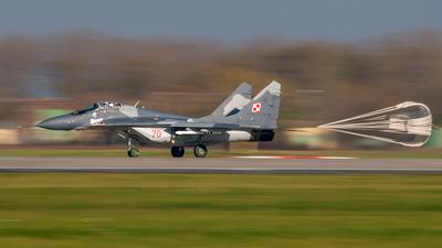 70 - Mikoyan-Gurevich MiG-29A Fulcrum A - Poland - Air Force