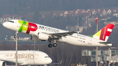 A picture of CSTNK - Airbus A320214 - TAP Air Portugal - © Bora Polater