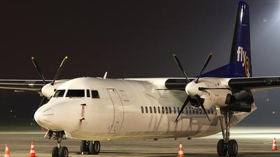 PH-JXK - Fokker 50 - Denim Air