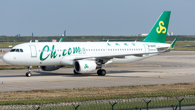 A picture of B8247 - Airbus A320214 - Spring Airlines - © cubber008