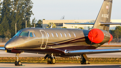 N166HL - Cessna 680 Citation Sovereign - Private