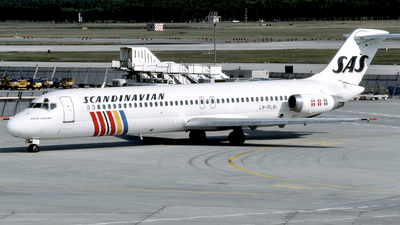 LN-RLB - McDonnell Douglas DC-9-41 - Scandinavian Airlines (SAS)