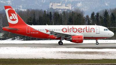 OE-LOD - Airbus A319-112 - Air Berlin (Niki)