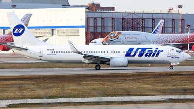 VQ-BQQ - Boeing 737-8GU - UTair Aviation