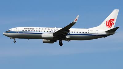 B-5426 - Boeing 737-89L - Air China