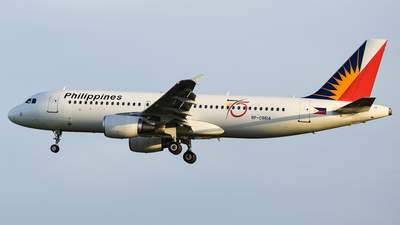 RP-C8614 - Airbus A320-214 - Philippine Airlines