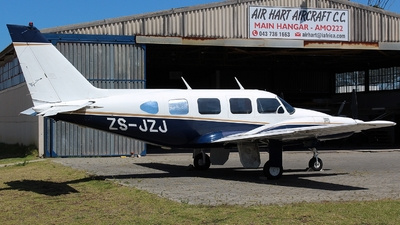 ZS-JZJ - Piper PA-31-310 Navajo - Private