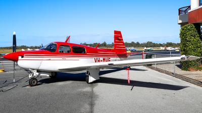 VH-MWE - Mooney M20J - Aero Club - Western Australia