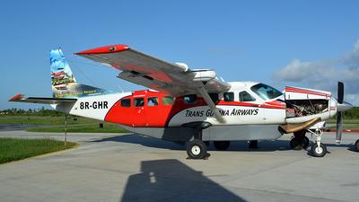 A picture of 8RGHR - Cessna 208B Grand Caravan - Trans Guyana Airways - © Jay Selman - airlinersgallery.com