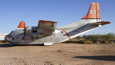 N3142D - Fairchild C-123K Provider - United States - Department of Agriculture