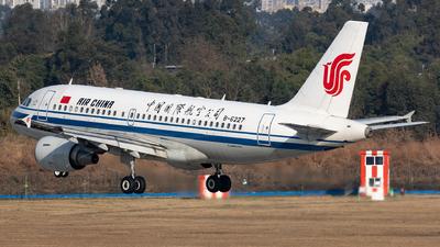 A picture of B6227 - Airbus A319115 - Air China - © SakaiWakana