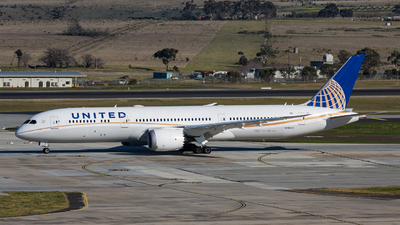 N19951 - Boeing 787-9 Dreamliner - United Airlines