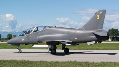 HW-334 - British Aerospace Hawk Mk.51 - Finland - Air Force