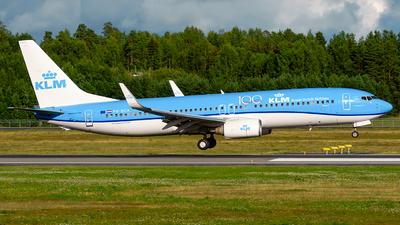 PH-BGA - Boeing 737-8K2 - KLM Royal Dutch Airlines