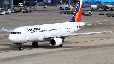 RP-C8613 - Airbus A320-214 - Philippine Airlines