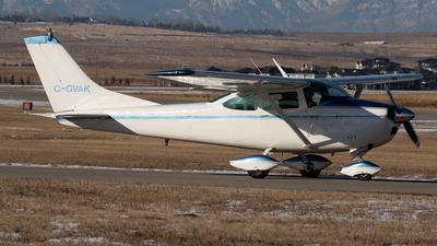 C-GVAK - Cessna 182G Skylane - Private