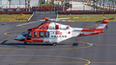 B-702T - Agusta-Westland AW-139 - Shanghai Kingwing General Aviation