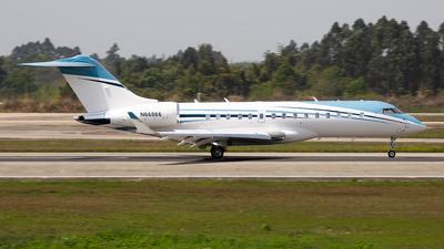 N66866 - Bombardier BD-700-1A10 Global 6000 - HK Bellawings Jet