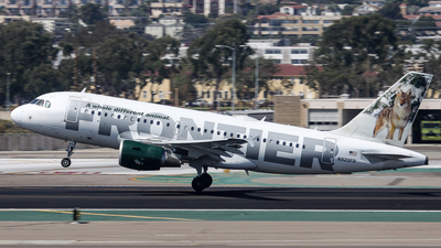 N920FR - Airbus A319-111 - Frontier Airlines