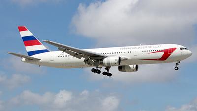 N254MY - Boeing 767-336(ER) - Dynamic Airways