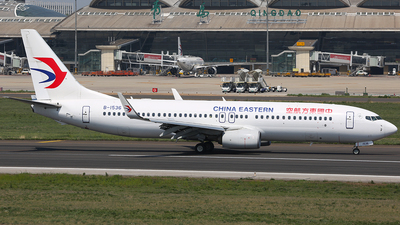 B-1536 - Boeing 737-89P - China Eastern Airlines