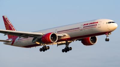 VT-ALX - Boeing 777-337ER - Air India