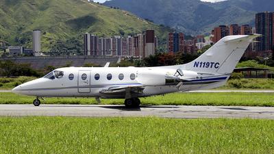 N119TC - Beechcraft 400A Beechjet - Private