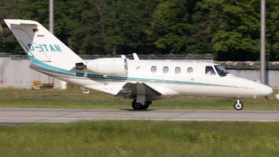 D-ITAN - Cessna 525 CitationJet 1 - Transavia Fluggesellschaft