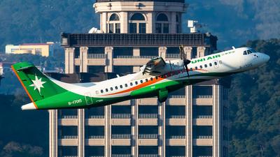 A picture of B17015 - ATR 72600 - UNI Air - © YIFENG SHEN