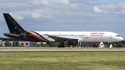 G-POWH - Boeing 757-256 - Jet2.com (Titan Airways)