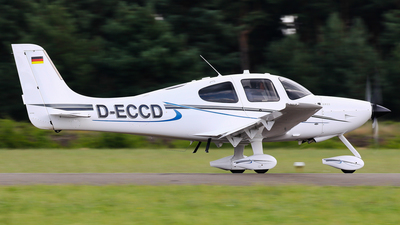 D-ECCD - Cirrus SR22-GTS G3 Turbo - Private