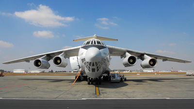 UP-I7633 - Ilyushin IL-76T - Air Almaty