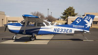 N633ER - Cessna 172S Skyhawk - Embry-Riddle Aeronautical University (ERAU)