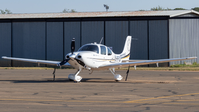 ZS-PFD - Cirrus SR22T - Private