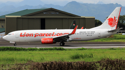 PK-LJV - Boeing 737-8GP - Lion Air