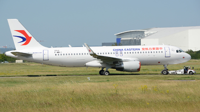 F-WWII - Airbus A320-214 - China Eastern Airlines