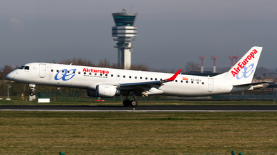 EC-KRJ - Embraer 190-200LR - Air Europa