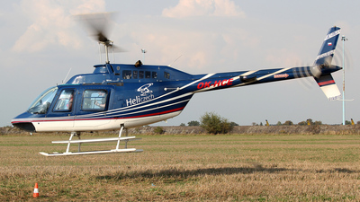 A picture of OKHCE - Bell 206B JetRanger III - [2867] - © Patrick Weis