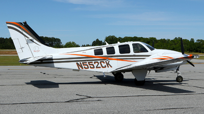 N552CK - Beechcraft 58 Baron - Private