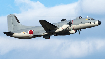 02-1159 - NAMC YS-11EB - Japan - Air Self Defence Force (JASDF)