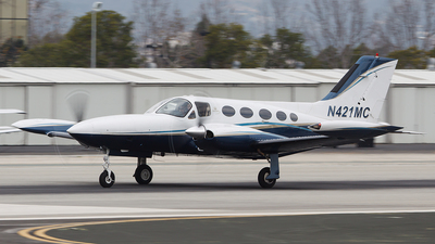 N421MC - Cessna 421B Golden Eagle - Private