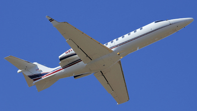 N917BD - Bombardier Learjet 45 - Private
