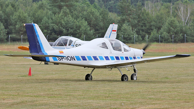 SP-ION - Tecnam P2002JF Sierra - Private