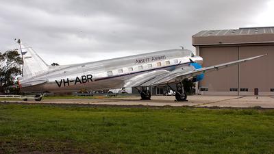 VH-ABR - Douglas DC-3 - Private