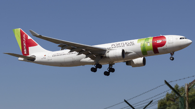 CS-TOK - Airbus A330-223 - TAP Air Portugal